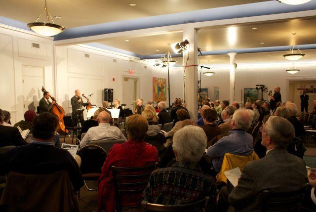 CutTime Simfonica Inaugural Concert 2010