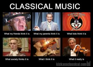 Classical Music Perceptions