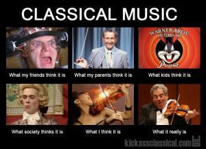 Classical Music Perceptions