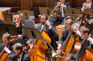 Detroit Symphony Orchestra 2010 by Hart Holmann